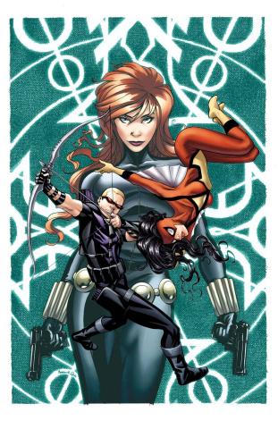 Avengers Assemble #12 (McKone Cover)