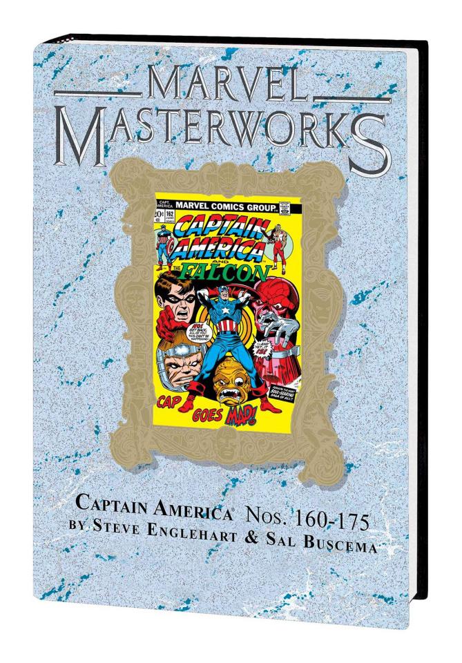Captain America Vol. 8 (Marvel Masterworks)