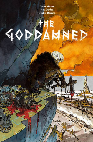 The Goddamned #1 (Guera & Brusco Cover)