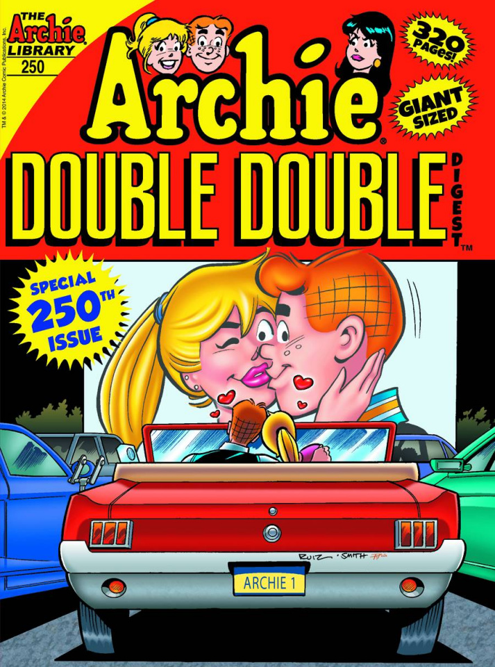 Archie Double Double Digest #250