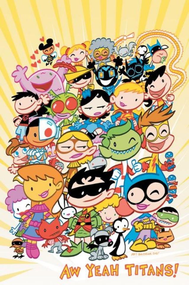 Tiny Titans #50