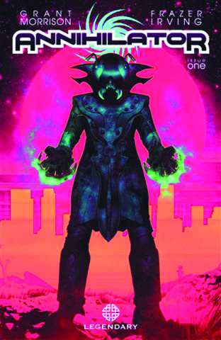 Annihilator #1 (2nd Printing)