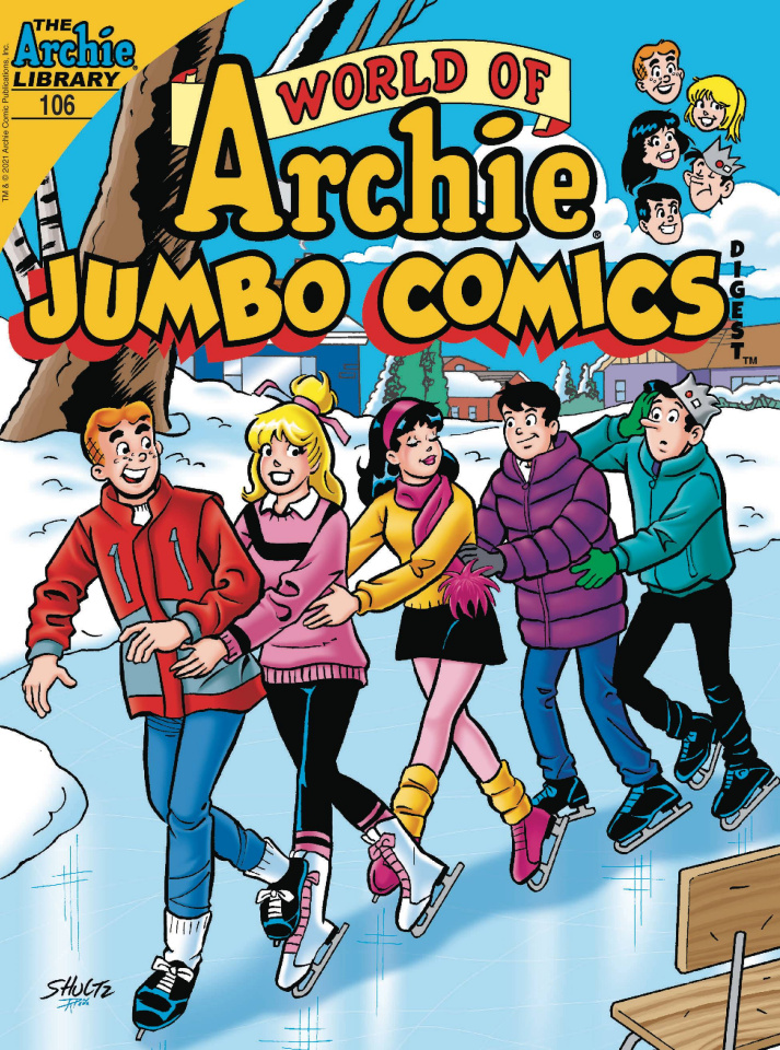 World of Archie Jumbo Comics Digest #106