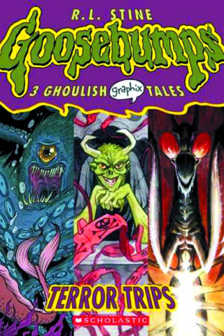 Goosebumps Vol. 2: Terror Trips