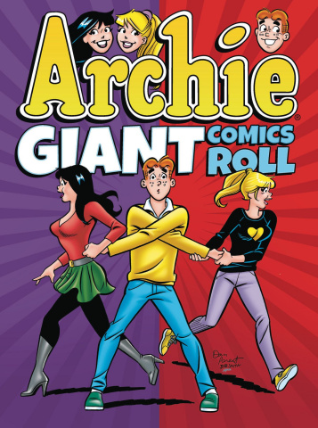 Archie: Giant Comics Roll