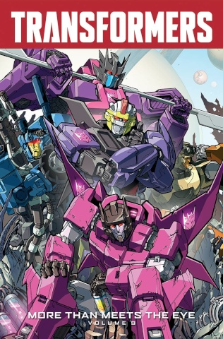 The Transformers: More Than Meets the Eye Vol. 9