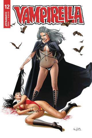 Vampirella #12 (Gunduz Cover)