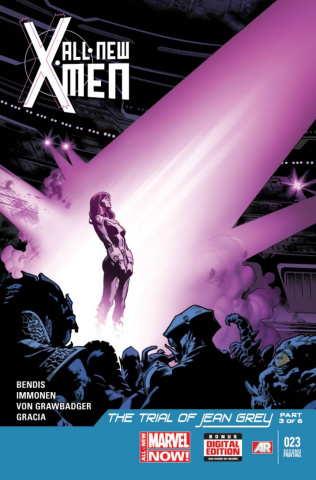 All-New X-Men #23 (2nd Printing)