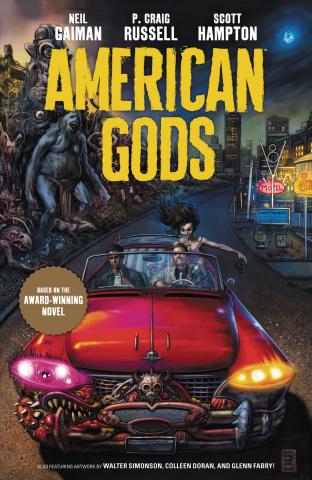 American Gods Vol. 1: Shadows