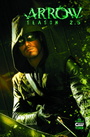 Arrow, Season 2.5 #2
