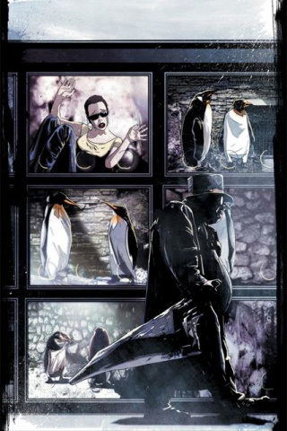 The Penguin: Pain & Prejudice #3