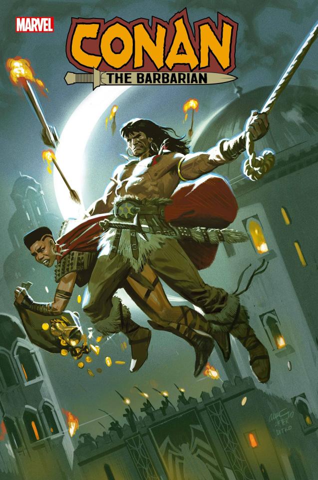 Conan the Barbarian #25 (Acuna Cover)
