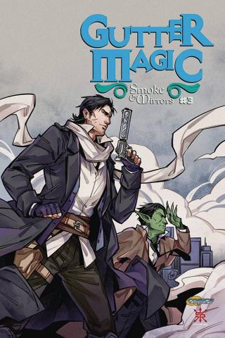 Gutter Magic: Smoke & Mirrors #3
