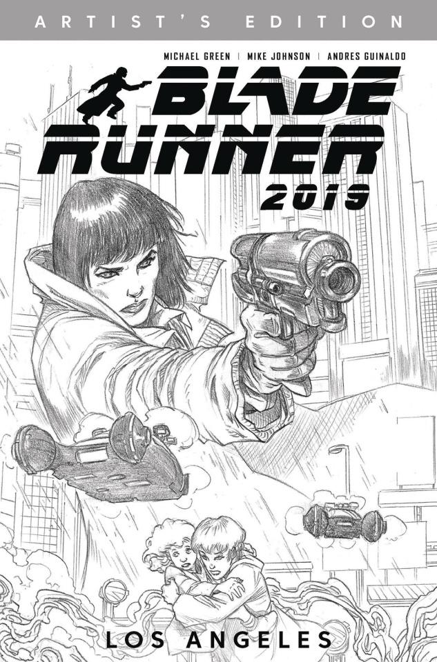 Blade Runner 2019 Vol. 1 (Artist's Edition)