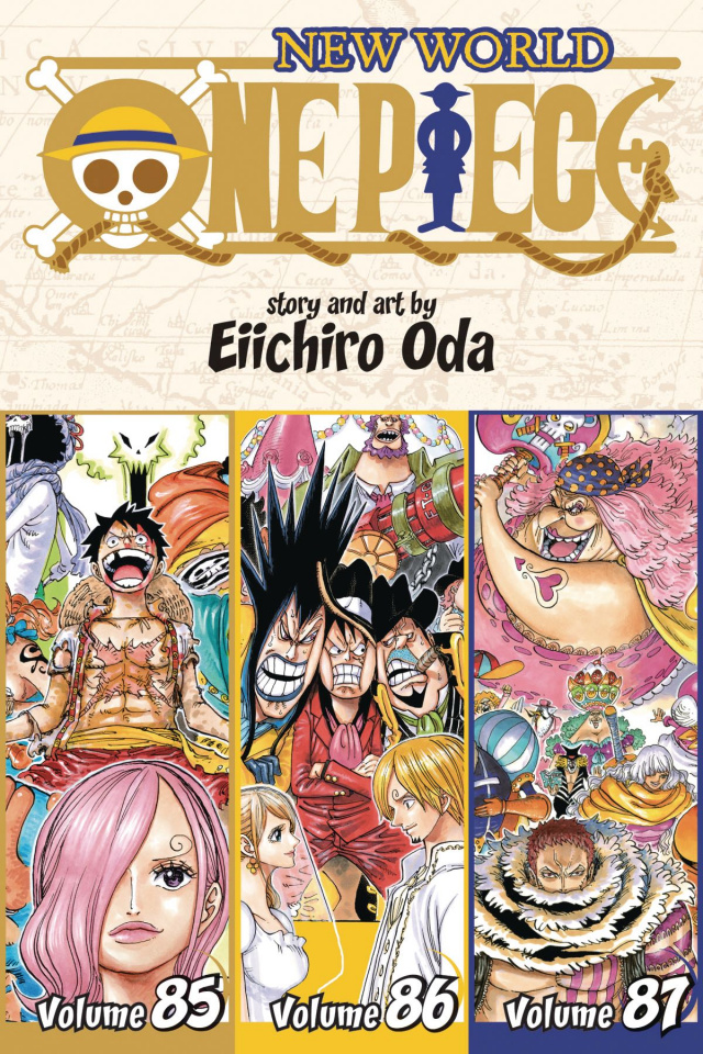 One Piece Vol. 29 (3-in-1 Edition)