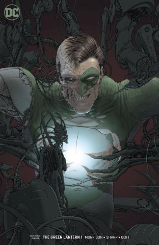 Green Lantern #1 (Variant Cover)