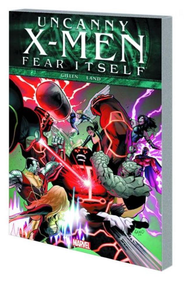 Uncanny X-Men: Fear Itself