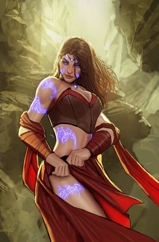 Grimm Fairy Tales: Robyn Hood - The Legend #2 (Sejic Cover)