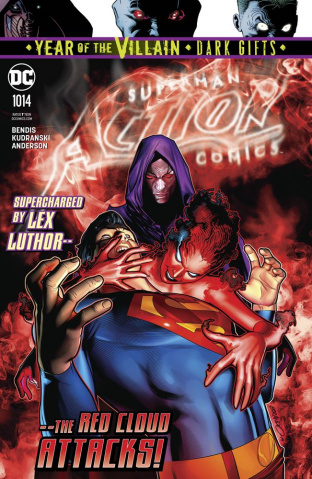 Action Comics #1014 (Dark Gifts Cover)