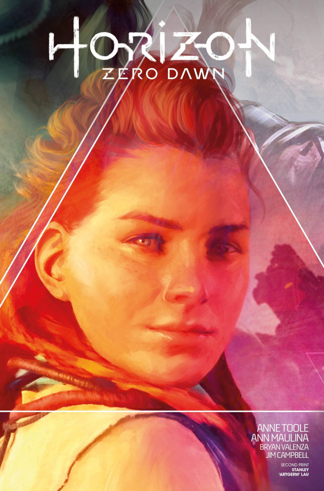 Horizon: Zero Dawn #1 (Artgerm 2nd Printing)