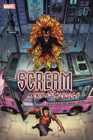 Scream: Curse of Carnage #2 (Ngu Cover)
