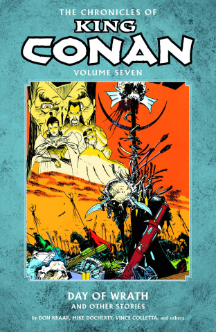 The Chronicles of King Conan Vol. 7: Day of Wrath