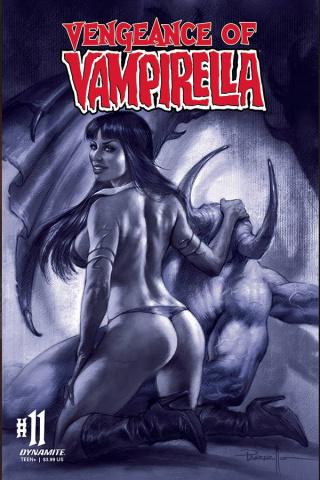 Vengeance of Vampirella #11 (30 Copy Parrillo Cover)