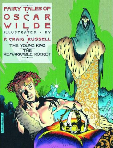 The Fairy Tales of Oscar Wilde Vol. 2