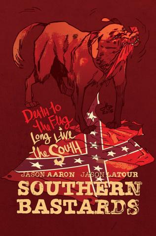 Southern Bastards #10 (Charleston Charity Cover)