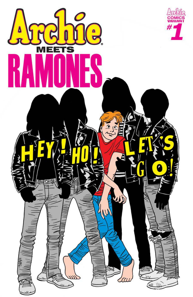 Archie Meets the Ramones (2nd Printing)