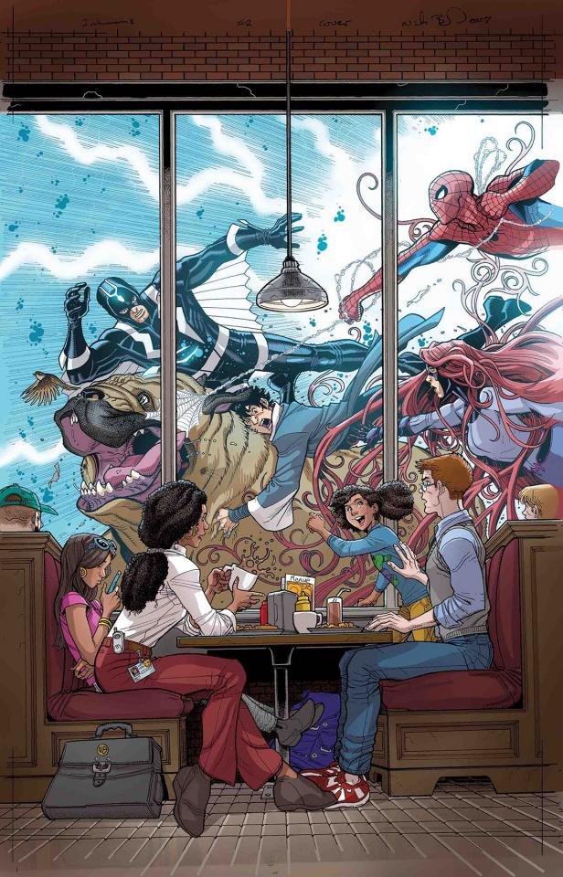 Inhumans: Once & Future Kings #2