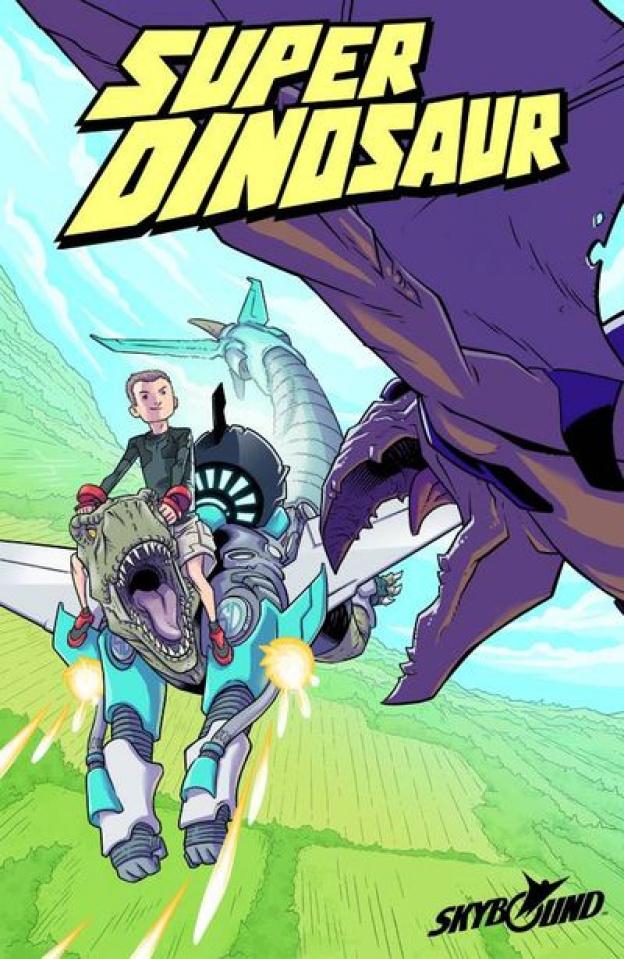 Super Dinosaur #3