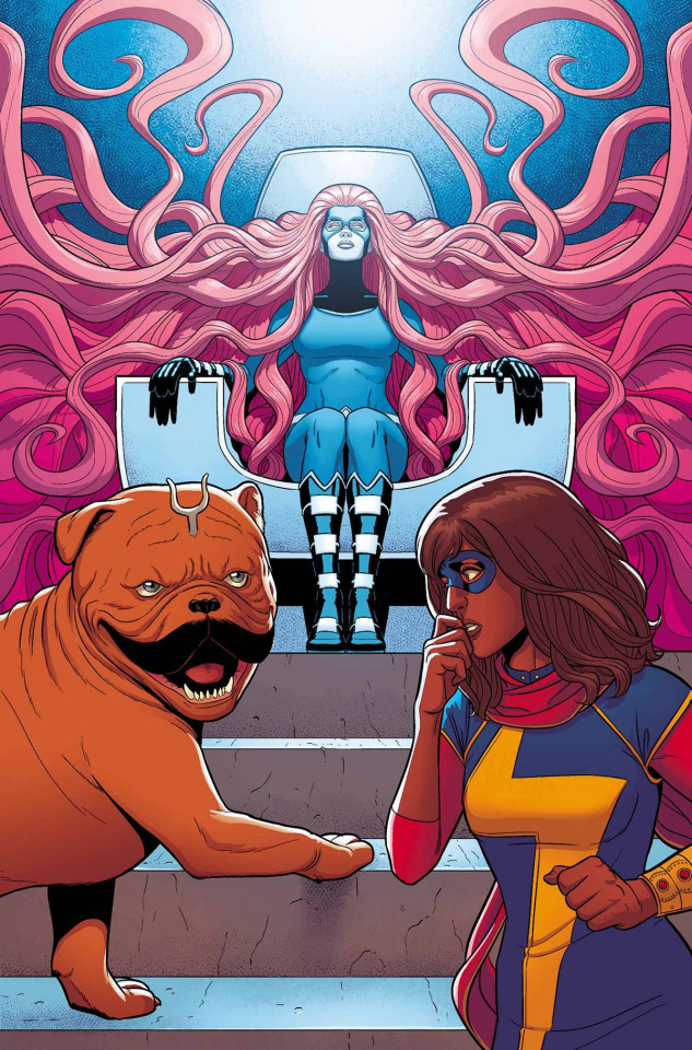 Ms. Marvel #9