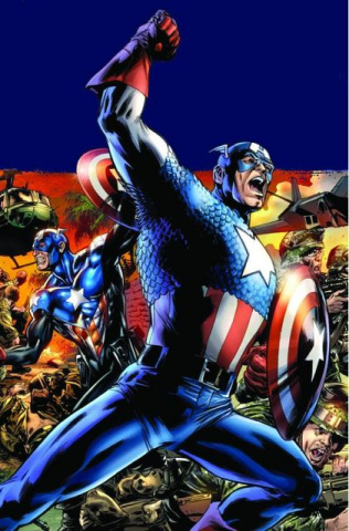 Captain America: Reborn #1 (Marvel's Greatest Comics)