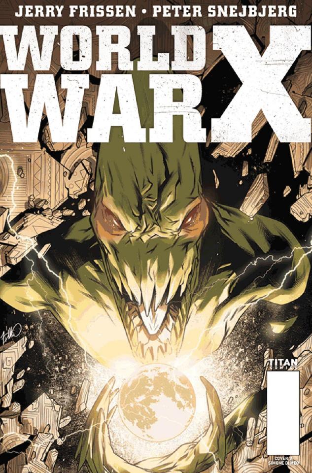 World War X #3 (Di Meo Cover)