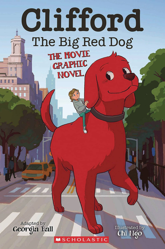 Clifford the Big Red Dog: The Movie