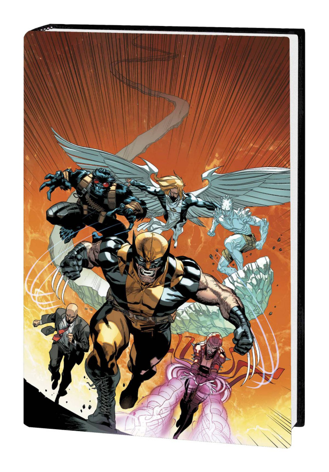 Wolverine and the X-Men by Jason Aaron Vol. 4: AvX