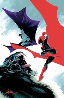 Detective Comics #941 (Monster Men Cover)