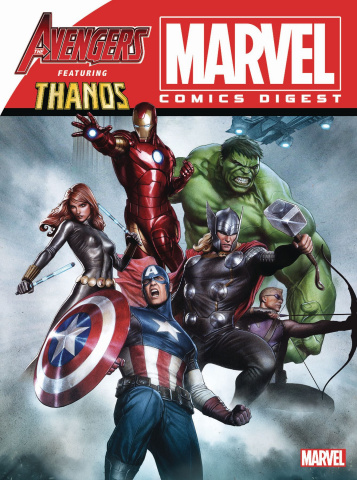 Marvel Comics Digest #6
