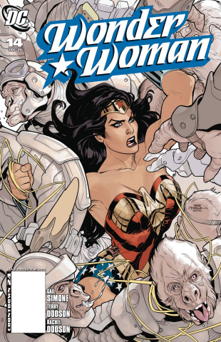 Wonder Woman #14 (Dollar Comics)