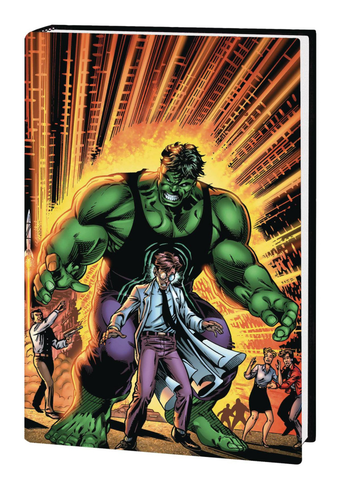 The Incredible Hulk by Peter David Vol. 2 (Omnibus Keown Anniversary Cover)