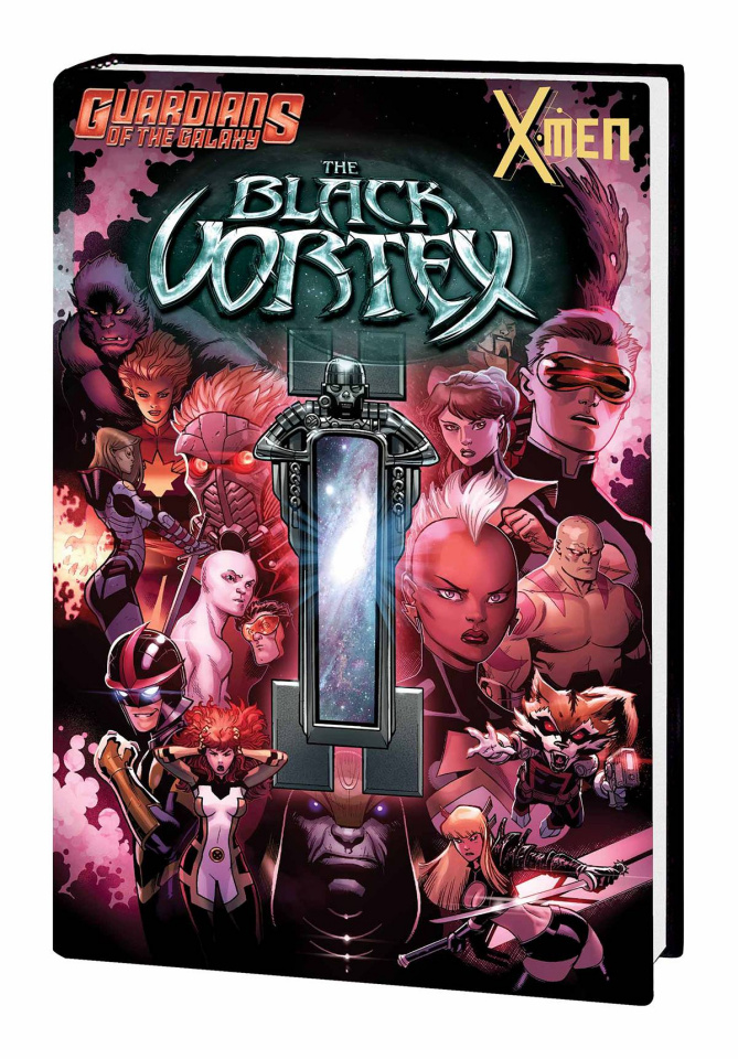Guardians of the Galaxy and the X-Men: The Black Vortex