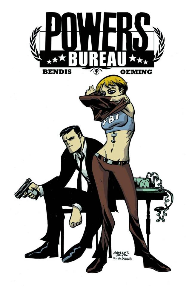 Powers: Bureau #4