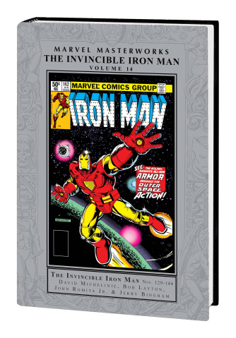 Invincible Iron Man Vol. 14 (Marvel Masterworks)