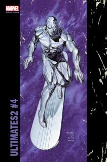 The Ultimates 2 #4 (Jusko Corner Box Cover)