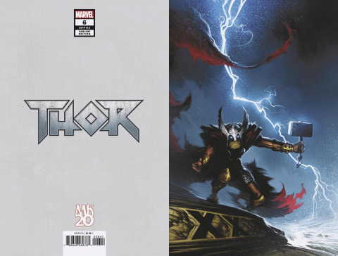 Thor #6 (Isanove MKXX Virgin Cover)