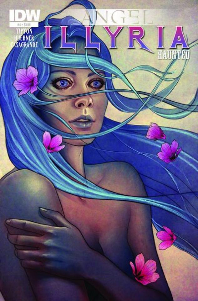 Angel: Illyria #4