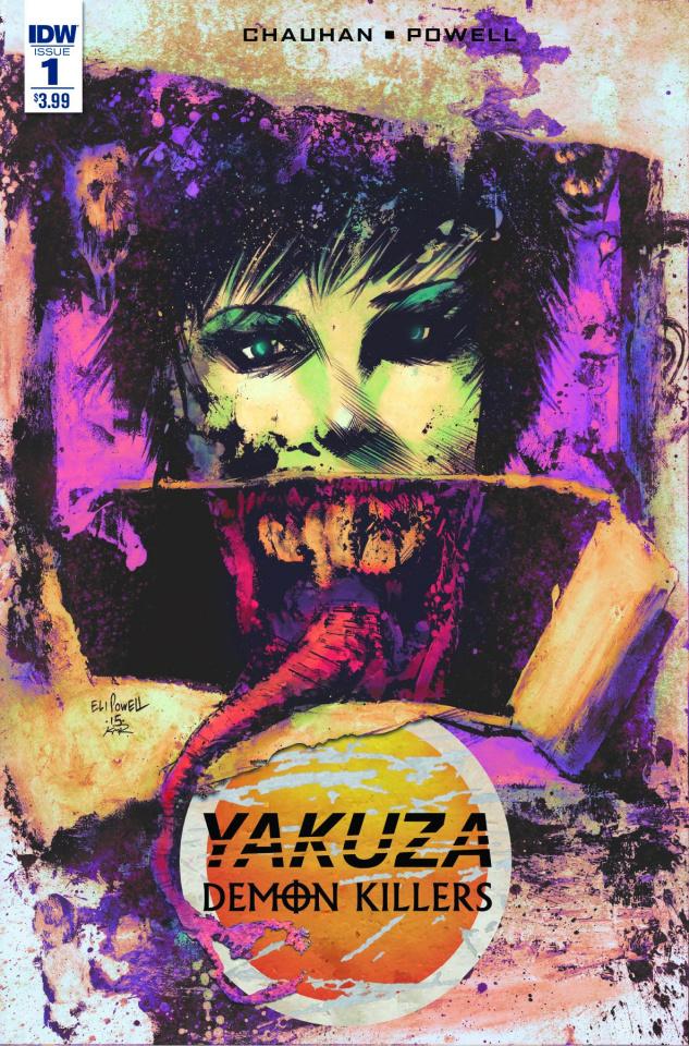 Yakuza: Demon Killers #1
