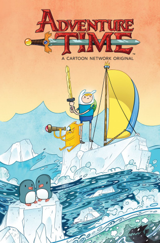 Adventure Time #68 (Subscription Smigiel Cover)