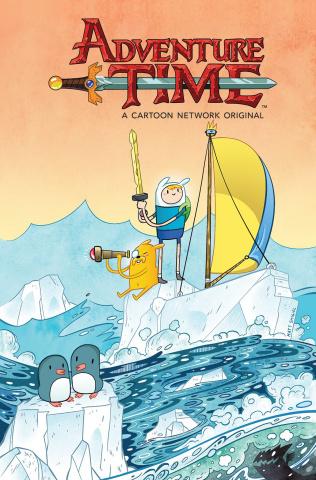 Adventure Time #68 (Subscription Smigiel Cover)
